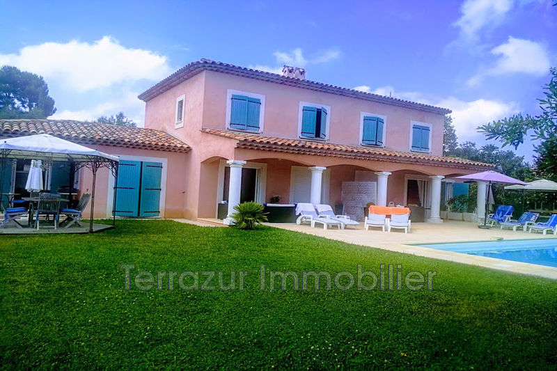 Photo Villa Juan-les-Pins Très résidentiel,   to buy villa  6 bedrooms   300 m²