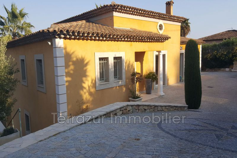 Photo Villa Vallauris Colline,   achat villa  5 chambres   240 m²