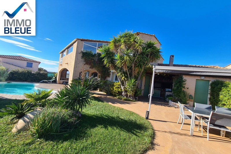 Photo n°1 - Vente Maison villa Sausset-les-Pins 13960 - 725 000 €