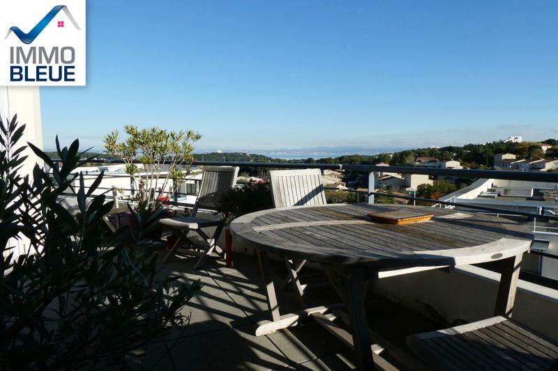 Photo n°1 - Vente appartement Martigues 13500 - 309 750 €