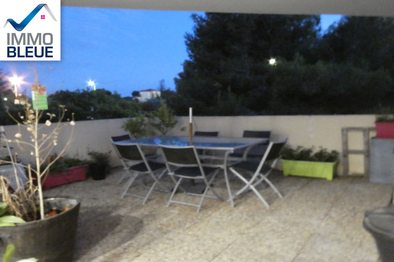 Photo n°1 - Vente appartement Martigues 13500 - 199 900 €