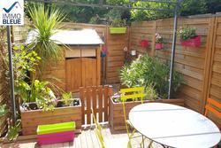 Photos  Appartement Rez-de-jardin à vendre Sausset-les-Pins 13960