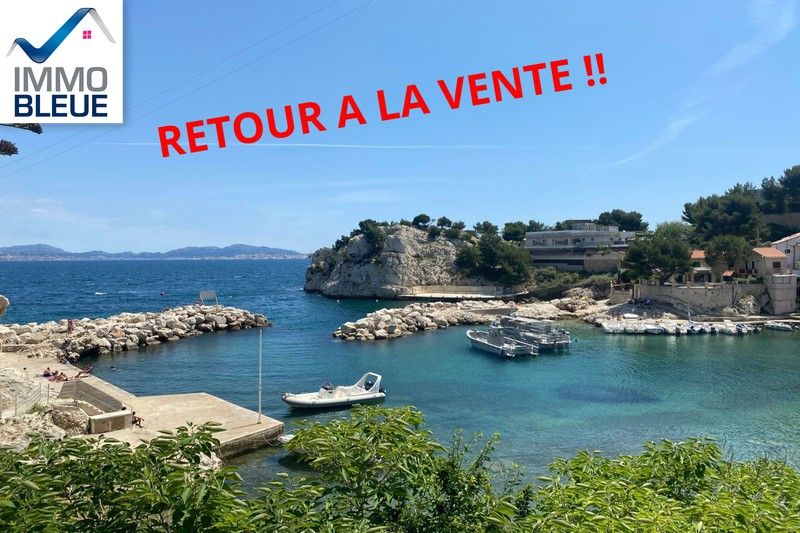 Photo n°1 - Vente appartement Ensuès-la-Redonne 13820 - 325 000 €