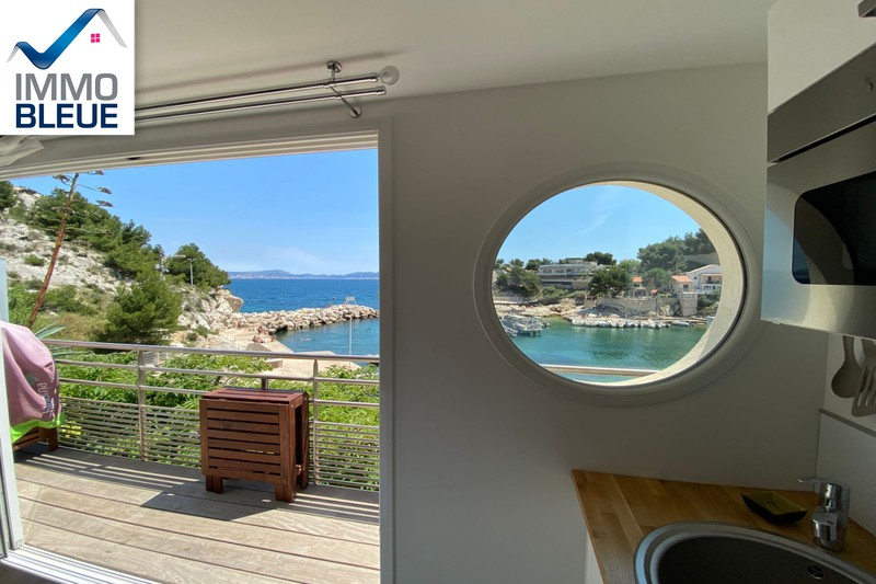 Photo n°4 - Vente appartement Ensuès-la-Redonne 13820 - 325 000 €