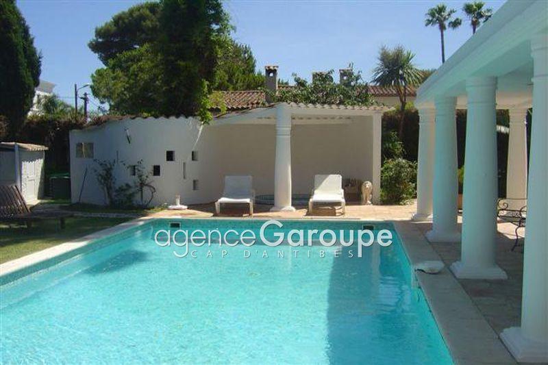maison  6 pièces  Cap d'Antibes Garoupe  150m² -