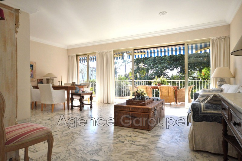 appartement  4 rooms  Cap d'Antibes Saramartel  97 m² -