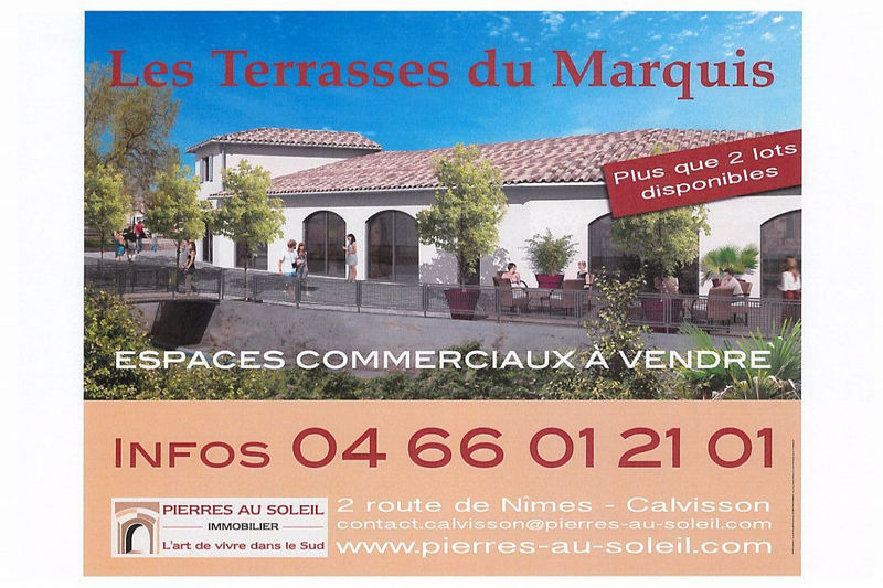 Photo Local professionnel Calvisson  Professionnel local professionnel   47 m²