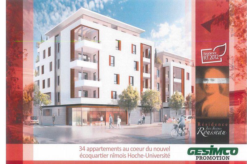 Photo Appartement Nîmes Nimois,   achat appartement  3 pièces   73m²