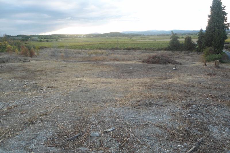 Photo Terrain à bâtir Cardet Alès,   achat terrain à bâtir   1105m²