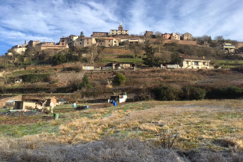 Photo Terrain Camarès Aveyron,   achat terrain   1500m²