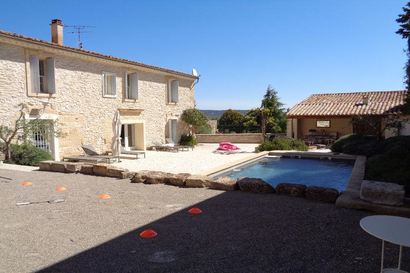 Photo Maison vigneronne Calvisson Village,   achat maison vigneronne  5 chambres   170m²