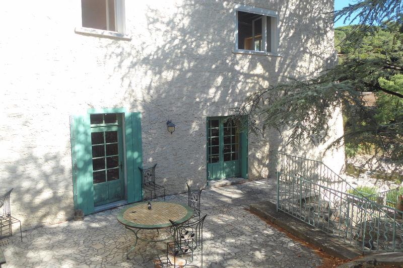 Photo n°7 - Vente maison de maître Anduze 30140 - 646 880 €
