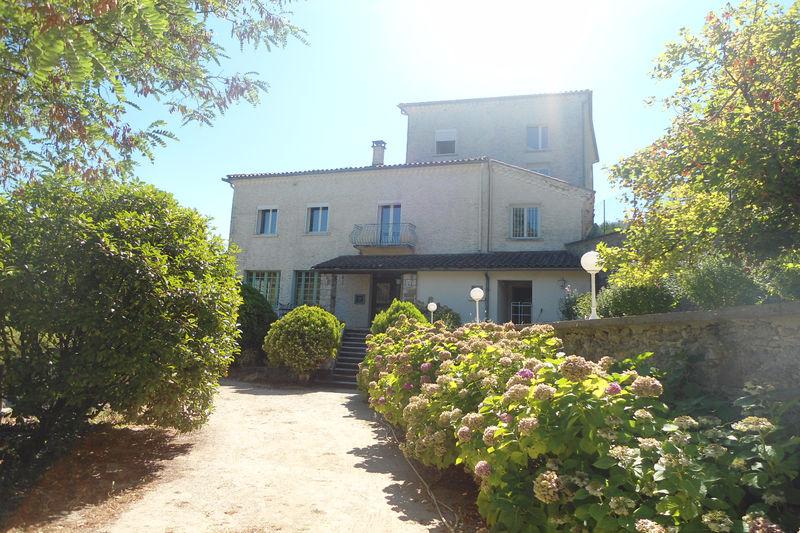 Photo n°2 - Vente maison de maître Anduze 30140 - 646 880 €