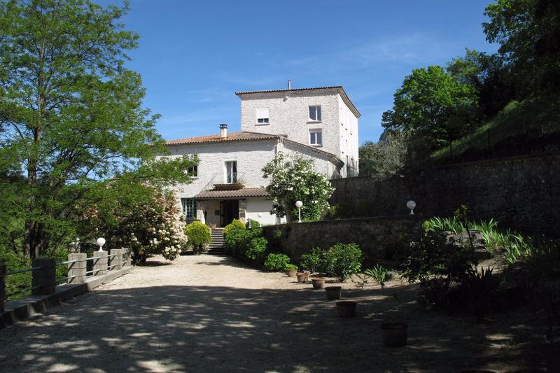 Photo n°1 - Vente maison de maître Anduze 30140 - 646 880 €
