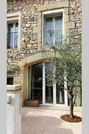 Photo Maison de village Uchaud Vistrenque,   achat maison de village  1 chambre   61m²