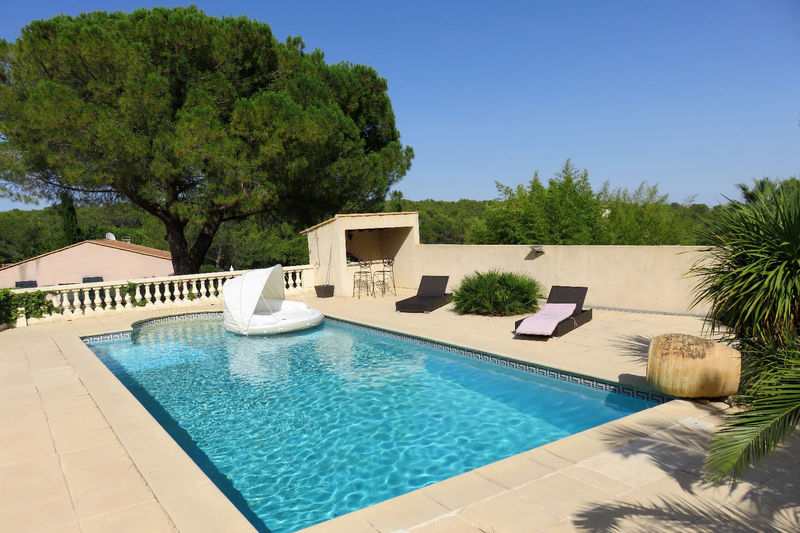 Photo Villa provençale Langlade Vaunage,   achat villa provençale  4 chambres   160m²