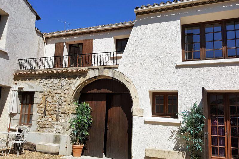 Photo Maison de village Vergèze   achat maison de village  4 chambres   140m²