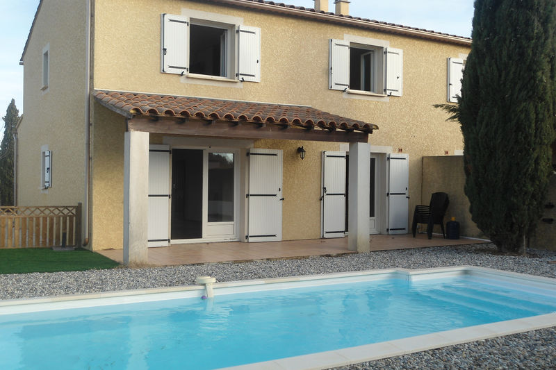 Photo Maison Ribaute-les-Tavernes Alès,   achat maison  3 chambres   95m²