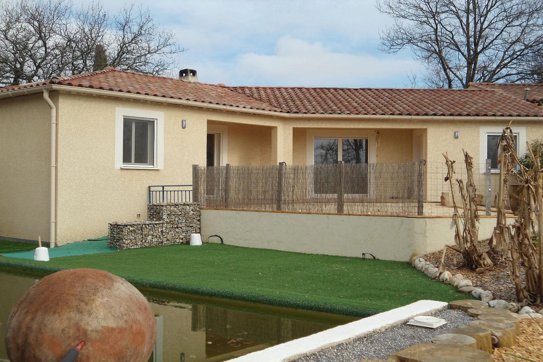 Vente maison r cente saint etienne de l 39 olm 30360 347 for Vente maison recente