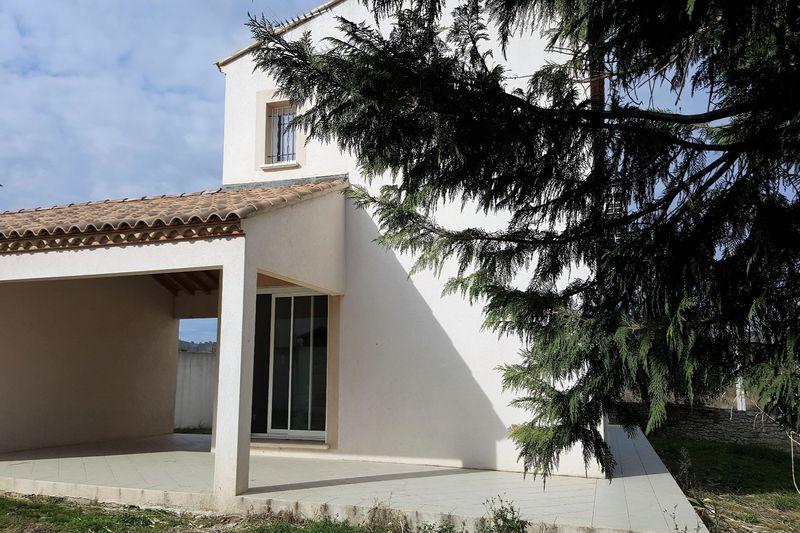 Photo Villa Calvisson   achat villa  3 chambres   110m²