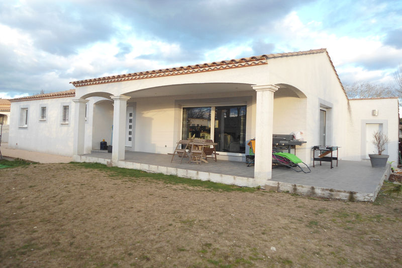 Photo Villa Ribaute-les-Tavernes Alès,   achat villa  4 chambres   130m²