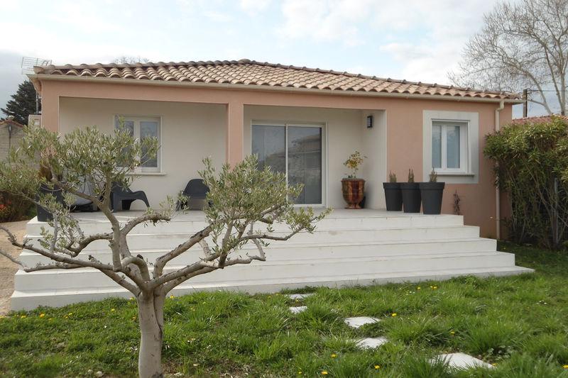 Photo Maison contemporaine Moussac Alès  nîmes,   achat maison contemporaine  3 chambres   100m²
