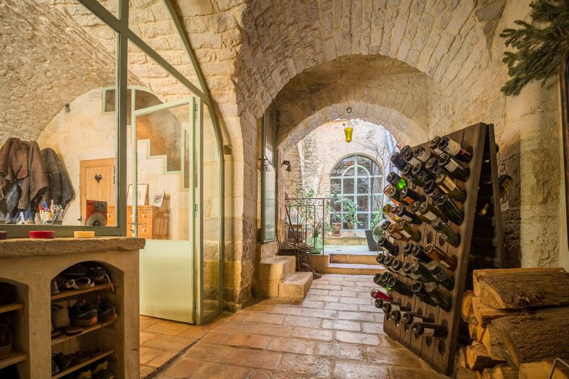 Photo Demeure de prestige Calvisson Gard,   achat demeure de prestige  3 chambres   140m²