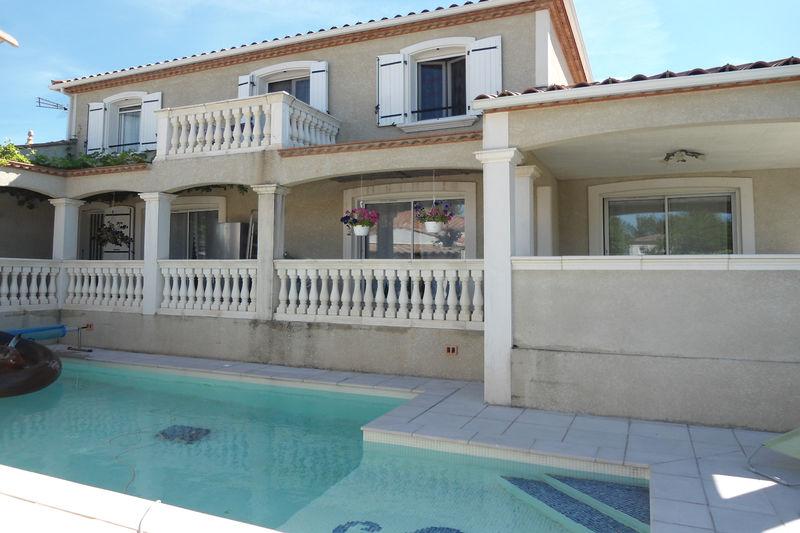 Photo Maison de caractère Alès Alès,   achat maison de caractère  5 chambres   160m²