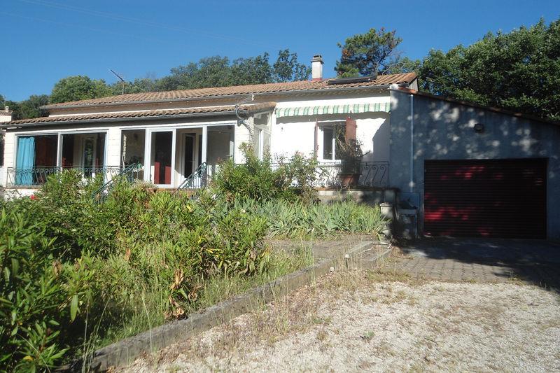 Photo Maison Vézénobres Alès,   achat maison  2 chambres   80m²