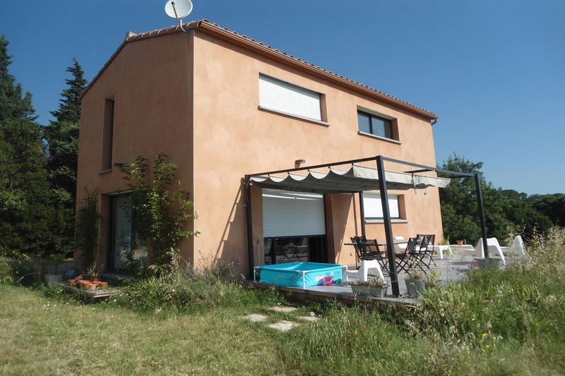 Photo Maison contemporaine FONS OUTRE GARDON Nîmes  ales,   achat maison contemporaine  2 chambres   95m²