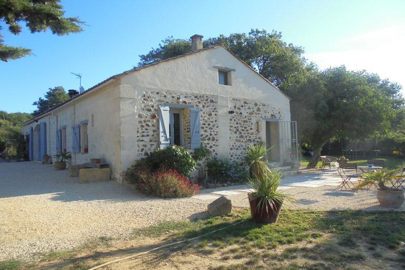 Photo Bergerie La Capelle-et-Masmolène Uzège,   achat bergerie  3 chambres   138m²
