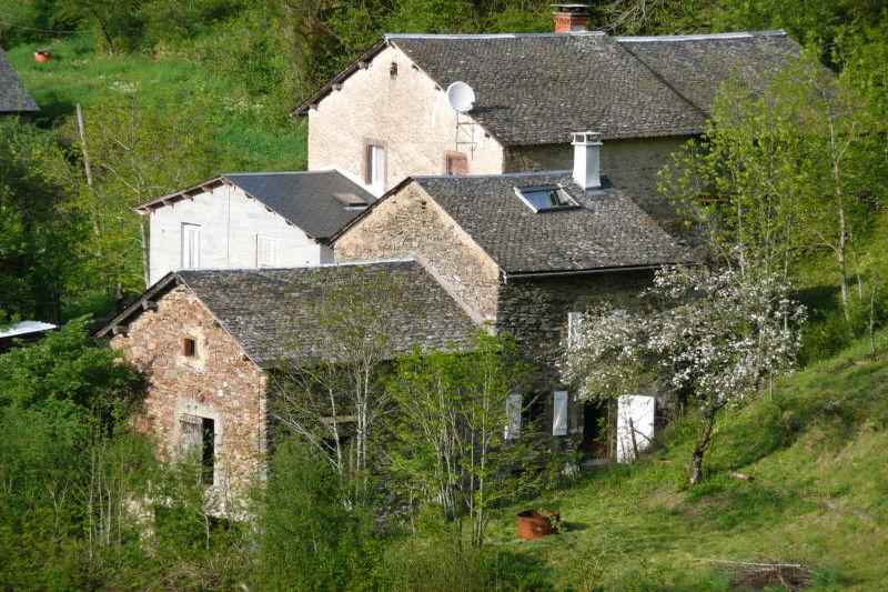 Maison ancienne peux et couffouleux aveyron achat maison for Achat maison uchaud