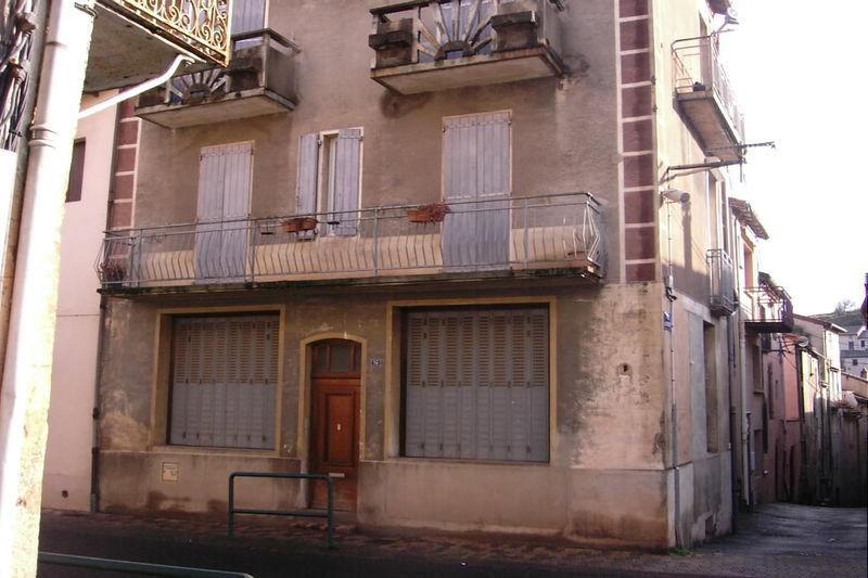 Photo Maison de village Camarès Village,   achat maison de village  3 chambres   125m²
