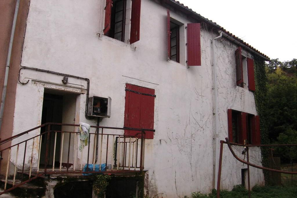 Maison de campagne belmont sur rance village achat maison for Achat maison uchaud