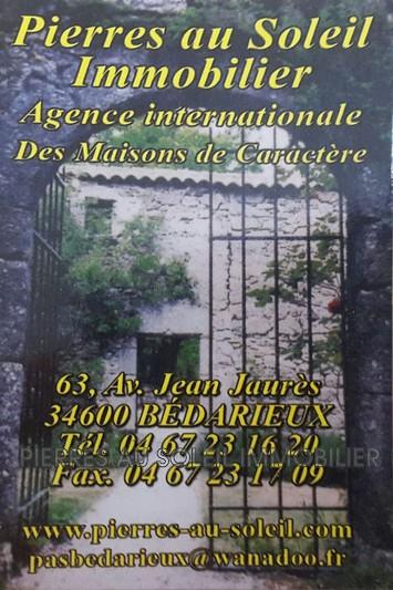 Photo Appartement Bédarieux Centre-ville,  Location appartement  4 pièces