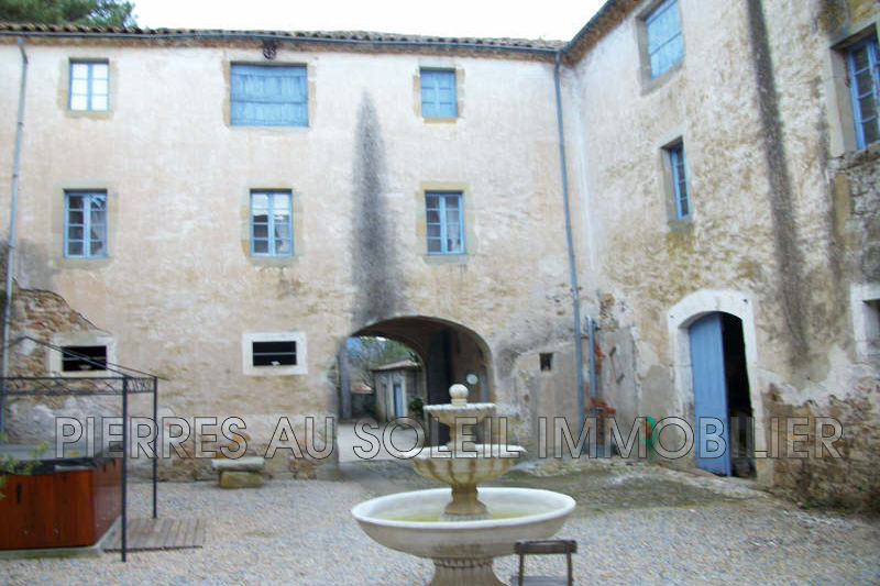 Photo Old house Lamalou-les-Bains Herault,   to buy old house  15 bedrooms   700 m²