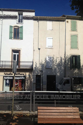 Photo Immeuble Bédarieux Herault,   achat immeuble  4 pièces   110m²