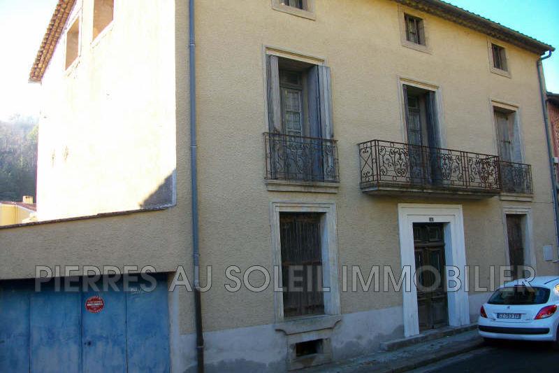 Photo Maison ancienne Graissessac Herault,   achat maison ancienne  7 chambres   300m²