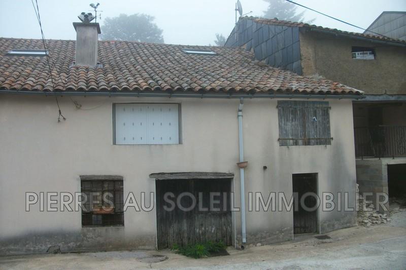 Photo Maison ancienne Castanet-le-Haut Herault,   achat maison ancienne  3 chambres   95m²