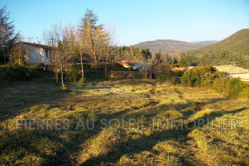 Photo Terrain Le Bousquet-d'Orb Village,   achat terrain   4240m²
