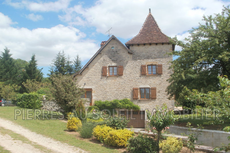 Photo n°2 - Vente Maison propriété Issendolus 46500 - 565 000 €