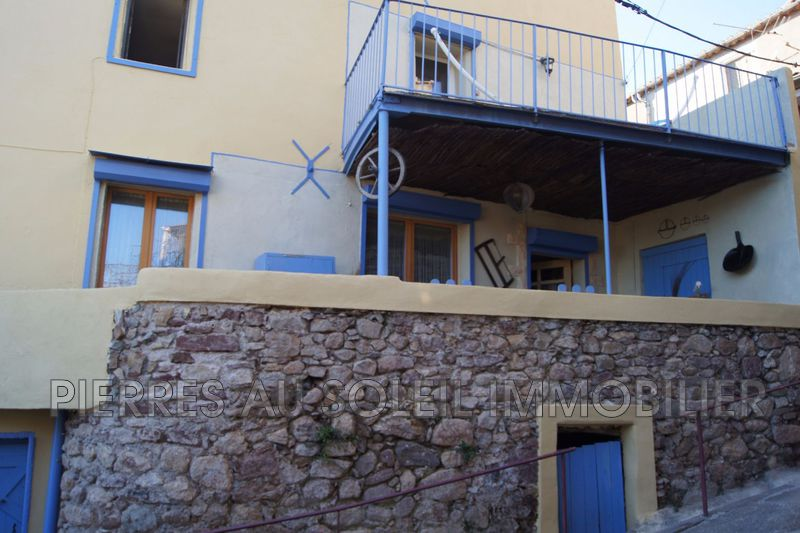 Photo House Le Bousquet-d'Orb Village,   to buy house  2 bedrooms   80 m²