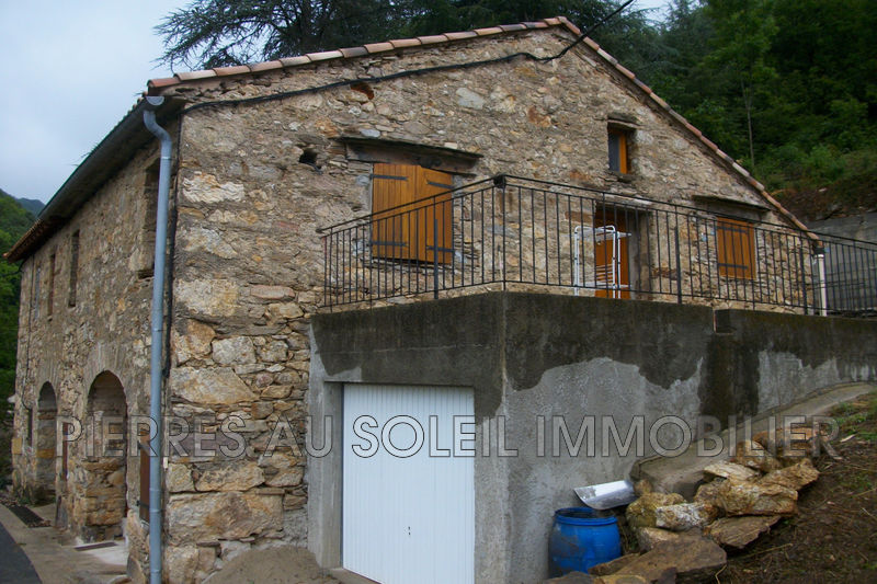 Photo Maison de village Saint-Vincent-d'Olargues Campagne,   achat maison de village  2 chambres   90 m²