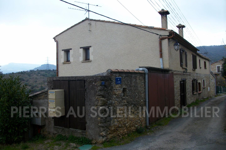 Maison de campagne la tour sur orb village achat maison for Achat maison uchaud
