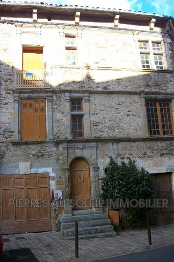 Photo Maison de maître Saint-Gervais-sur-Mare Village,   to buy maison de maître  4 bedrooms   140m²