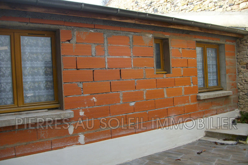 Photo Maison de village Lunas Village,   to buy maison de village  3 rooms   80 m²