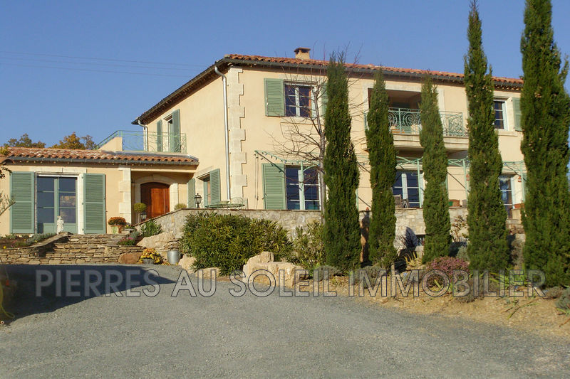 Photo Bastide Le Pradal Campagne,   achat bastide  4 chambres   220m²