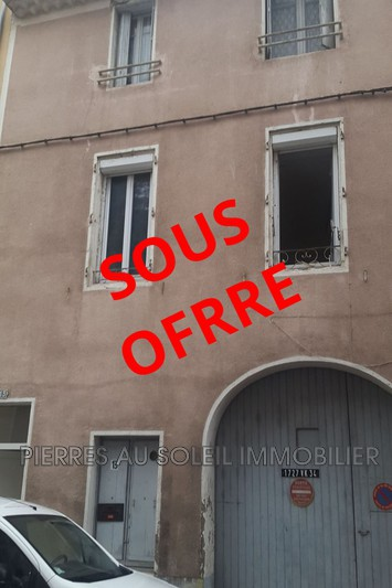 Photo Maison de ville Bédarieux Centre-ville,   achat maison de ville  3 chambres   130m²