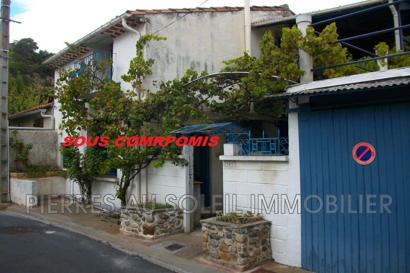 Photo House Bédarieux Centre-ville,   to buy house  1 bedroom   60 m²