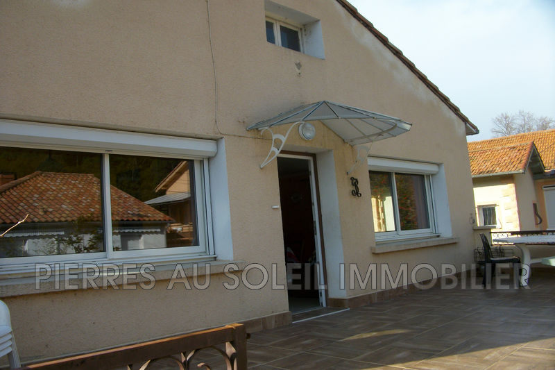 Photo House Lamalou-les-Bains Centre-ville,   to buy house  4 bedrooms   90 m²